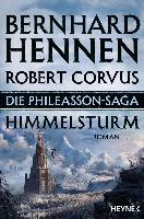 Die Phileasson-Saga 02 - Himmelsturm - Bernhard Hennen, Robert Corvus
