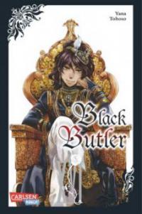 Black Butler 16 - Yana Toboso