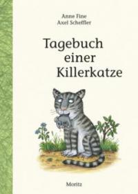 Tagebuch einer Killerkatze - Anne Fine