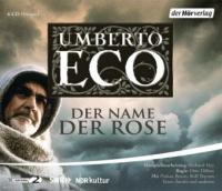 Der Name der Rose, 6 Audio-CDs - Umberto Eco