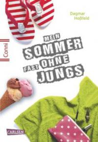 Conni 15, Band 2: Mein Sommer fast ohne Jungs - Dagmar Hoßfeld