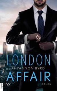 London Affair - Rhyannon Byrd