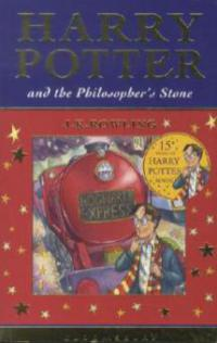 Harry Potter 1 and the Philosopher's Stone - Joanne K. Rowling