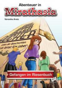 Gefangen im Riesenbuch (3) - Veronika Aretz