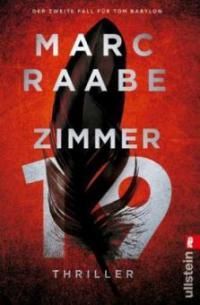 Zimmer 19 - Marc Raabe