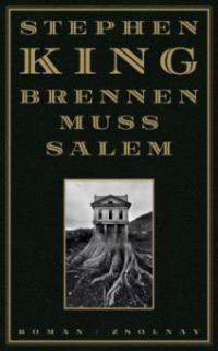 Brennen muß Salem - Stephen King