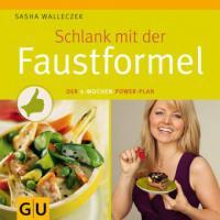 Schlank mit der Faustformel - Sasha Walleczek
