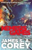 The Expanse 05. Nemesis Games - James S. A. Corey