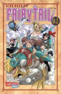Fairy Tail 11 - Hiro Mashima