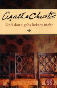 Und dann gabs keines mehr - Agatha Christie