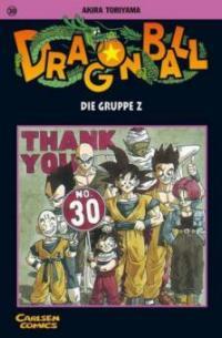 Dragon Ball 30. Die Gruppe Z - Akira Toriyama