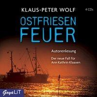 Ostfriesenfeuer - Klaus-Peter Wolf