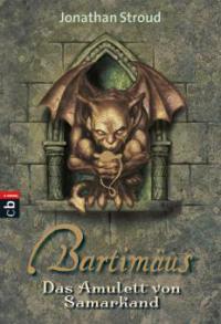 Bartimäus 01. Das Amulett von Samarkand - Jonathan Stroud