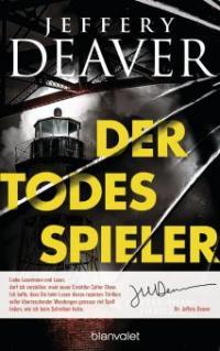Der Todesspieler - Jeffery Deaver