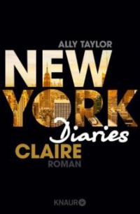 New York Diaries - Claire - Ally Taylor