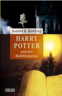 Harry Potter und der Halbblutprinz, Ausgabe für Erwachsene - Joanne K. Rowling