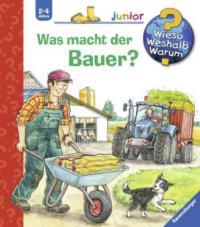 Was macht der Bauer? - Patricia Mennen