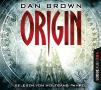 Origin, 6 Audio-CDs - Dan Brown