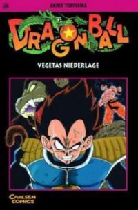 Dragon Ball 20. Vegetas Niederlage - Akira Toriyama