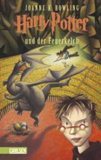 Harry Potter 4 und der Feuerkelch - Joanne K. Rowling