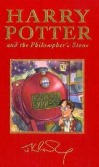 Harry Potter and the Philosopher's Stone, special edition - Joanne K. Rowling