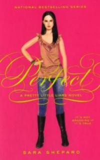 Pretty Little Liars #3 - Sara Shepard