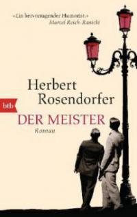 Der Meister - Herbert Rosendorfer