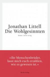 Die Wohlgesinnten - Jonathan Littell