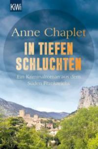 In tiefen Schluchten - Anne Chaplet