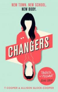 Changers, Book One: Drew - T. Cooper, Allison Glock-Cooper