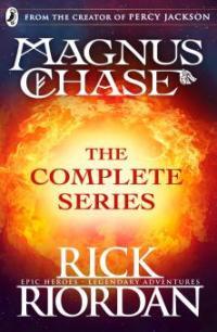 Magnus Chase: The Complete Series (Books 1, 2, 3) - Rick Riordan