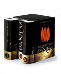 Die Tribute von Panem - 3 Bände im Schuber - Suzanne Collins
