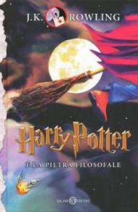 Harry Potter e la pietra filosofale - J. K. Rowling