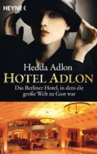 Hotel Adlon - Hedda Adlon