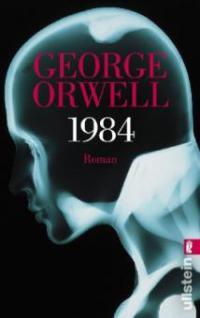 1984 ( Neunzehnhundertvierundachtzig) - George Orwell