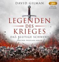 Das blutige Schwert (Legenden des Krieges I) - David Gilman
