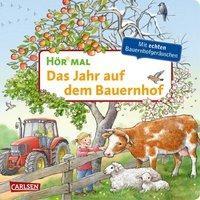 Hör mal (Soundbuch): Das Jahr auf dem Bauernhof - Anne Möller
