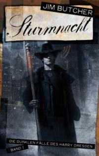 Die dunklen Fälle des Harry Dresden 01. Sturmnacht - Jim Butcher