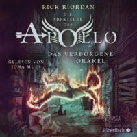 Das verborgene Orakel - Rick Riordan