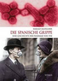 Die Spanische Grippe - Harald Salfellner