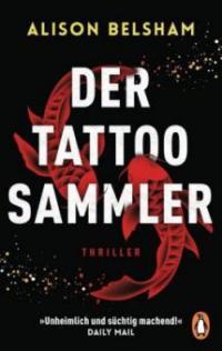 Der Tattoosammler - Alison Belsham