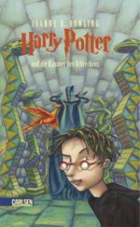 Harry Potter 2 und die Kammer des Schreckens - Joanne K. Rowling