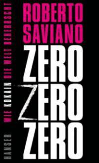 ZeroZeroZero - Roberto Saviano