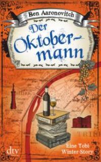 Der Oktobermann - Ben Aaronovitch