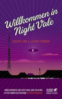 Willkommen in Night Vale - Joseph Fink, Jeffrey Cranor