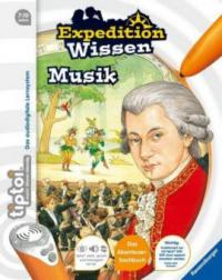 tiptoi® Expedition Wissen: Musik - Thilo