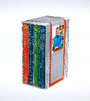 The Giver Quartet Boxed Set: The Giver/Gathering Blue/Messenger/Son - Lois Lowry