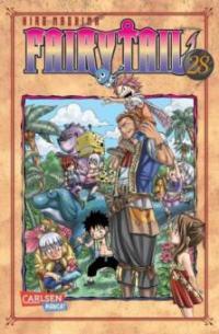 Fairy Tail 28 - Hiro Mashima