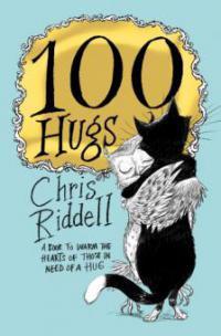 100 Hugs - Chris Riddell