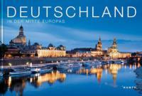Deutschland in der Mitte Europas -